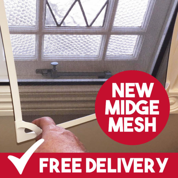magnetic window screen kits italy